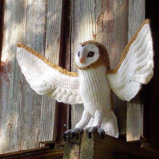 Aves y pajaritos crochet-otakulandia.es (23)