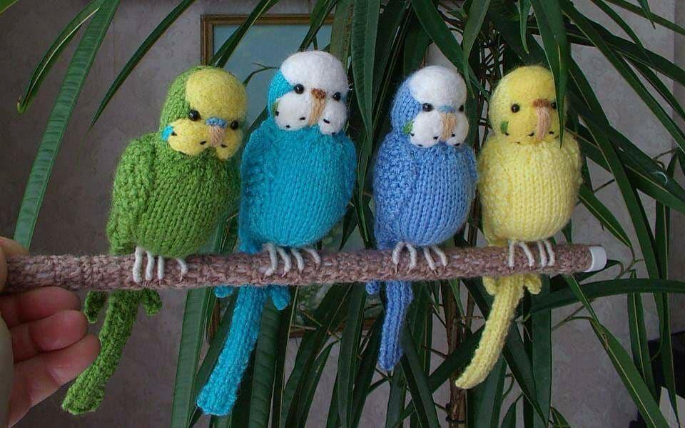 Aves y pajaritos crochet-otakulandia.es (4)