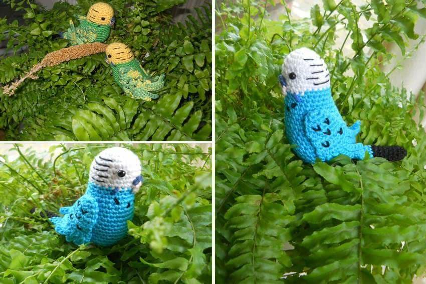 Aves y pajaritos crochet-otakulandia.es (9)
