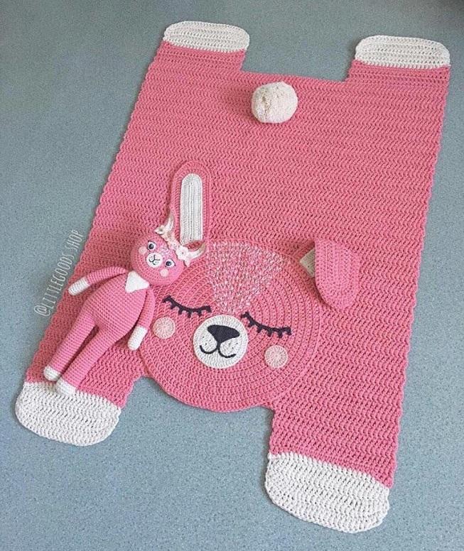 alfombra crochet-pompon-otakulandia.es (18)