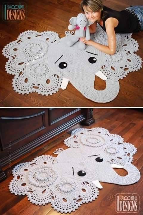 alfombra crochet-pompon-otakulandia.es (19)