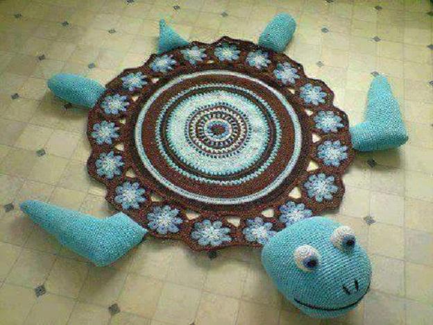 alfombra crochet-pompon-otakulandia.es (28)