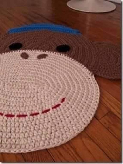 alfombra crochet-pompon-otakulandia.es (4)