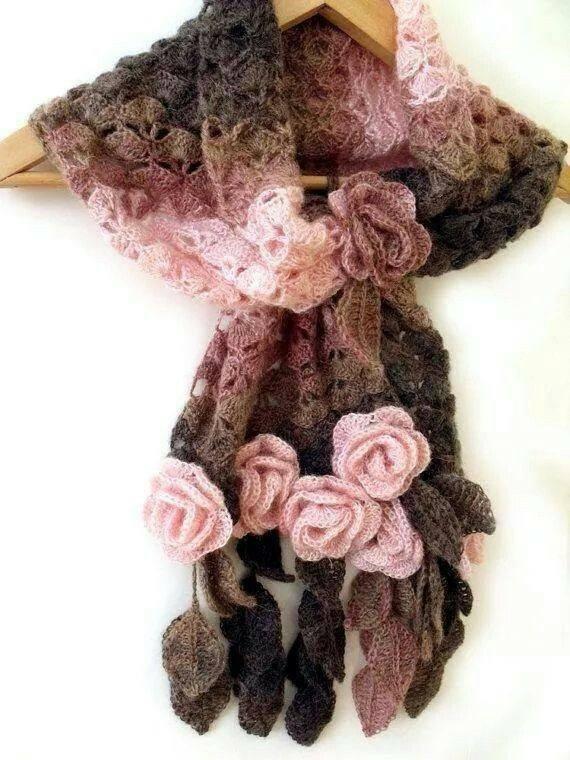 bufanda-foulard-crochet-otakulandia.es (2)