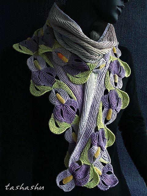 bufanda-foulard-crochet-otakulandia.es (7)
