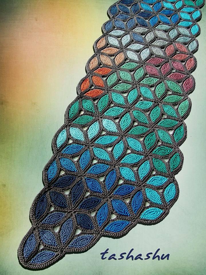 bufanda-foulard-crochet-otakulandia.es (9)