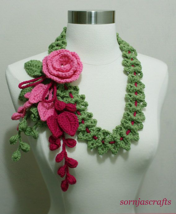 collar crochet-otakulandia.es  (14)