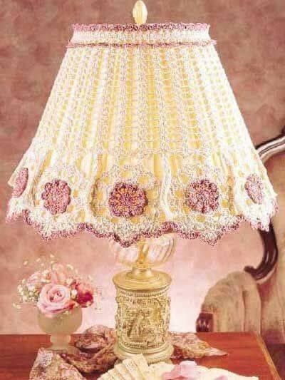 lampara crochet-decoracion-otakulandia.es. (1)