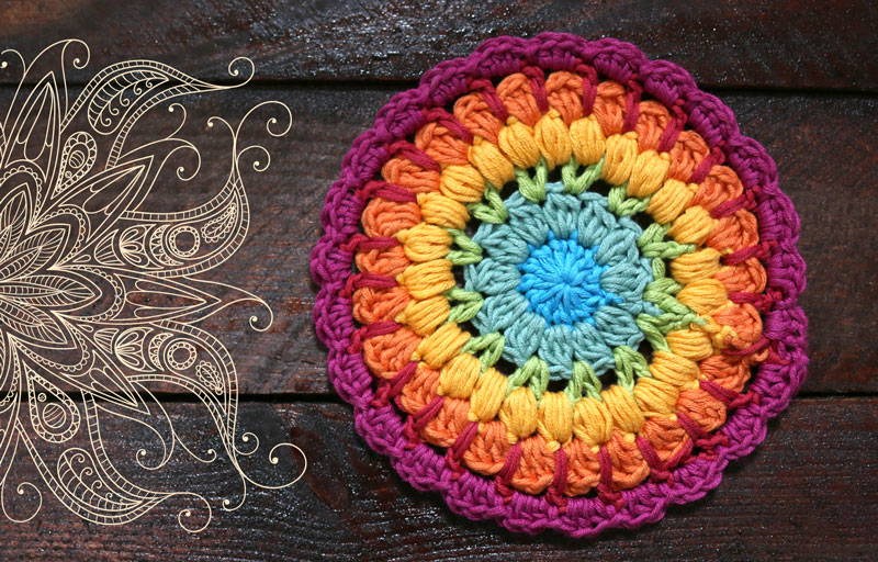 Mandala Crochet – VideoTutorial