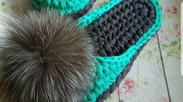 zapatillas cuquis de trapillo-crochet-otakulandia.es (1)
