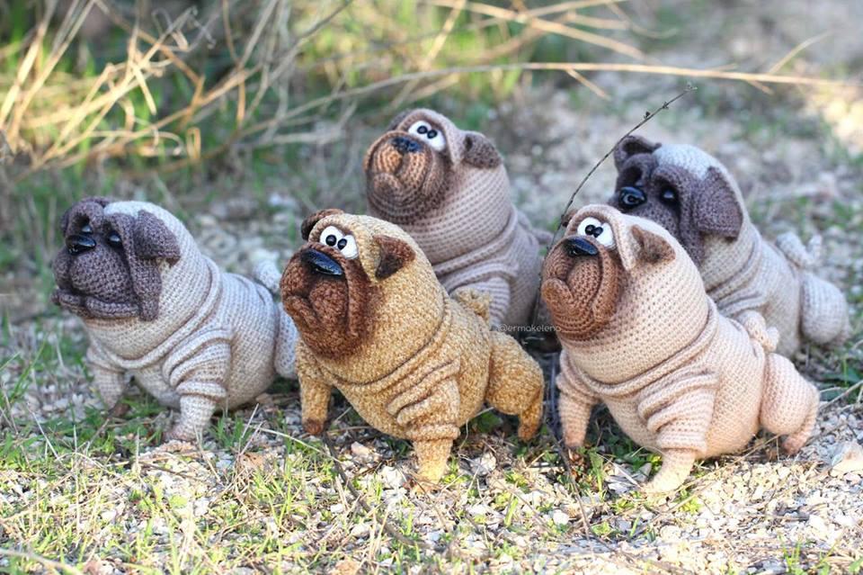 animales fabulosos crochet-otakulandia.es (1)