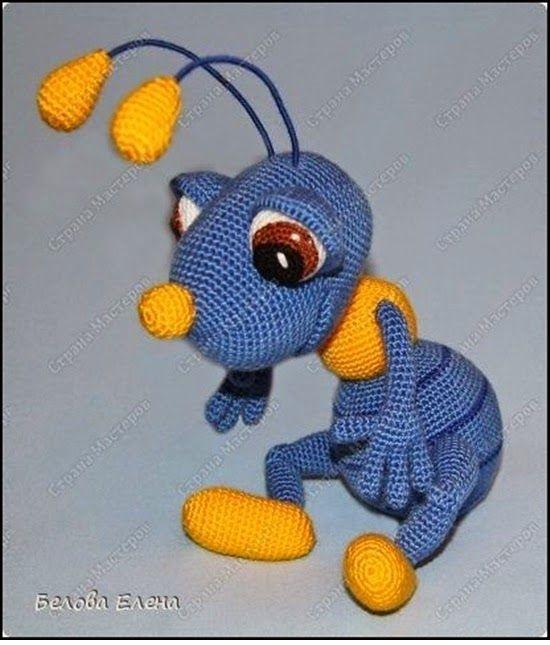 animales fabulosos crochet-otakulandia.es (12)