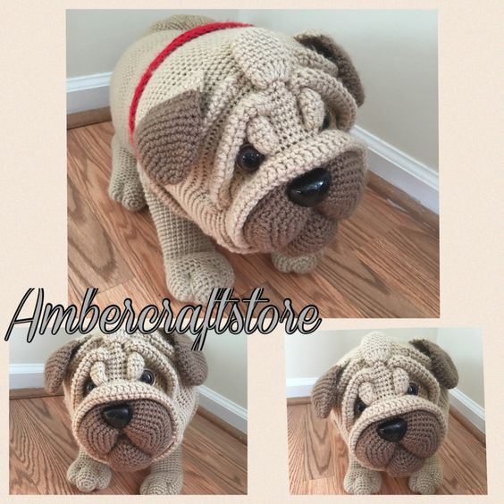 animales fabulosos crochet-otakulandia.es (21)