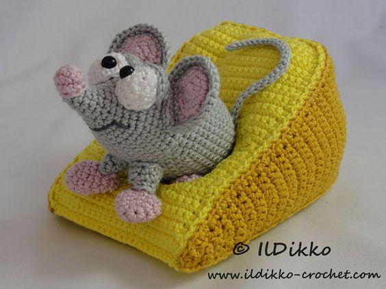 animales fabulosos crochet-otakulandia.es (4)