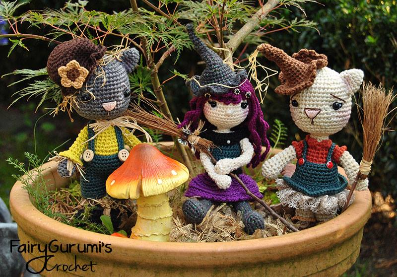 halloween crochet-otakulandia.es (10)