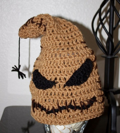 halloween crochet-otakulandia.es (12)