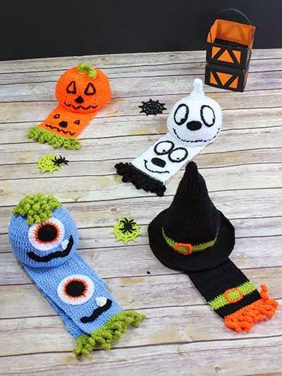halloween crochet-otakulandia.es (14)