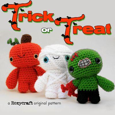 halloween crochet-otakulandia.es (3)