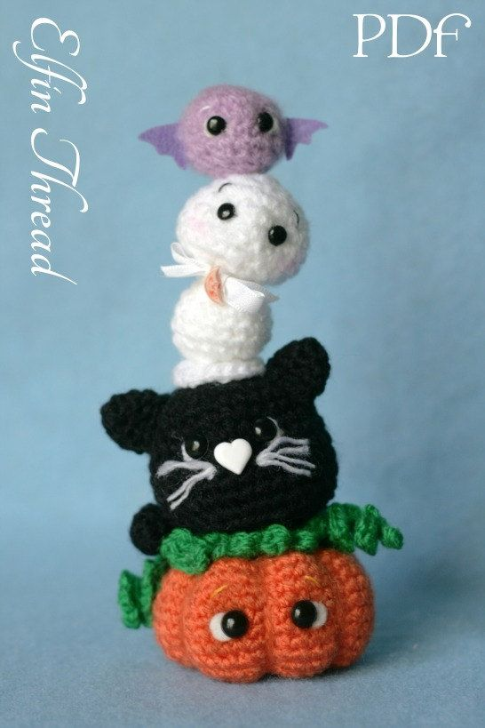 halloween crochet-otakulandia.es (35)