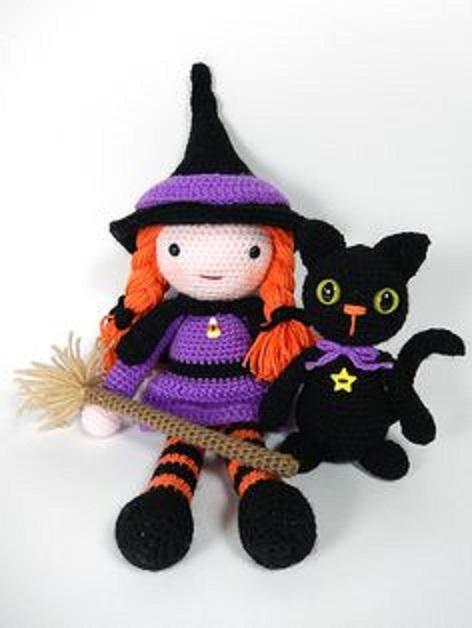 halloween crochet-otakulandia.es (38)