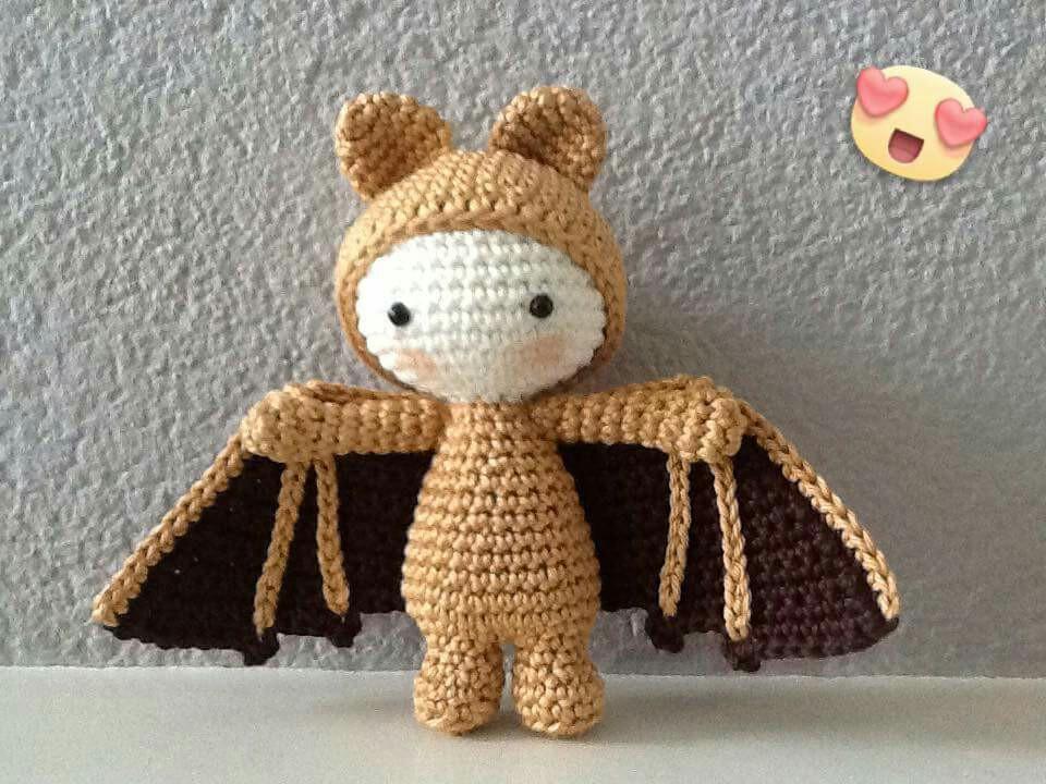 halloween crochet-otakulandia.es (4)