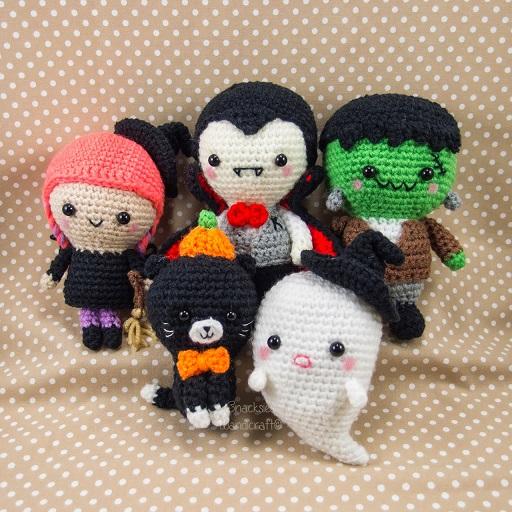 halloween crochet-otakulandia.es (49)
