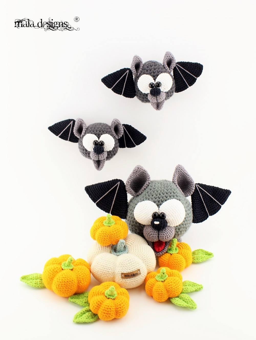 halloween crochet-otakulandia.es (5)