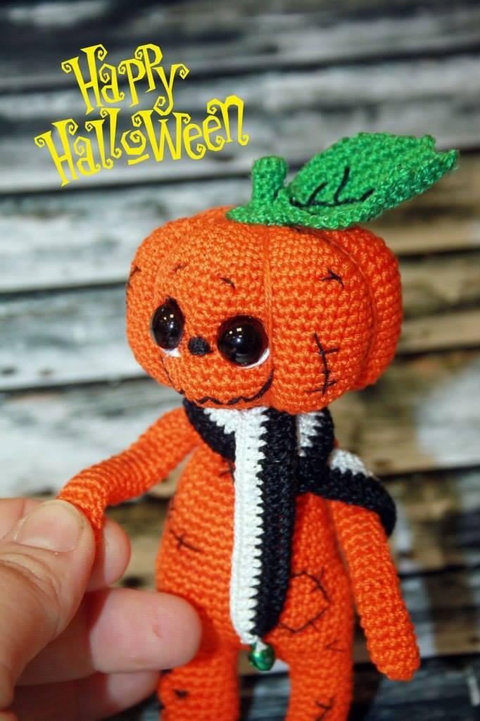 halloween crochet-otakulandia.es (6)