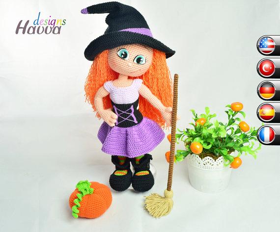 halloween crochet-otakulandia.es (76)
