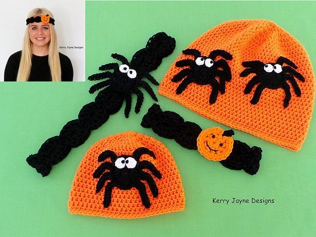 halloween crochet-otakulandia.es (79)