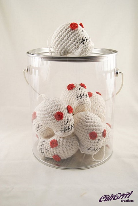 halloween crochet-otakulandia.es