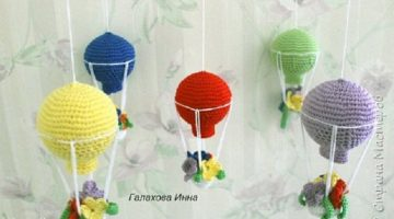 movil bebe globos crochet-otakulandia.es (2)