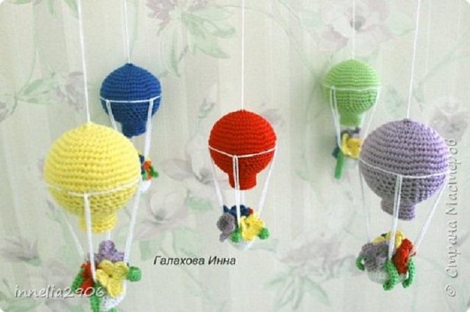 movil bebe globos crochet-otakulandia.es (2)