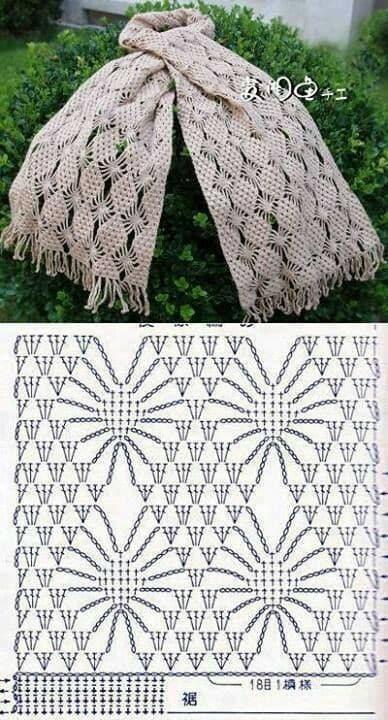 patron bufanda-estola-foulard-crochet-otakulandia.es (16)