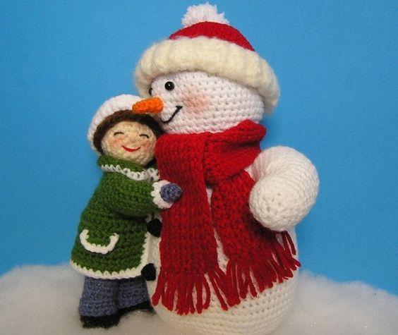 navidad amigurumis-otakulandia.es (1)