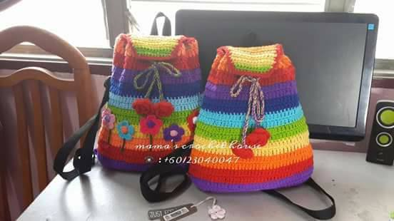 ninos-mochila-bolso crochet-otakulandia.es (11)