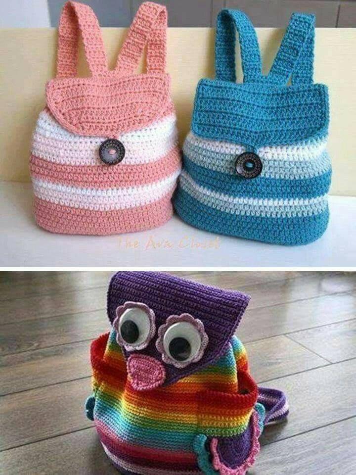 ninos-mochila-bolso crochet-otakulandia.es (13)