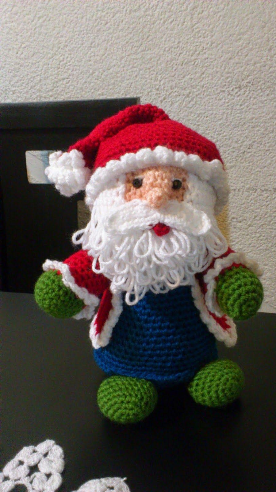 amigurumi navidad crochet-otakulandia.es (19)