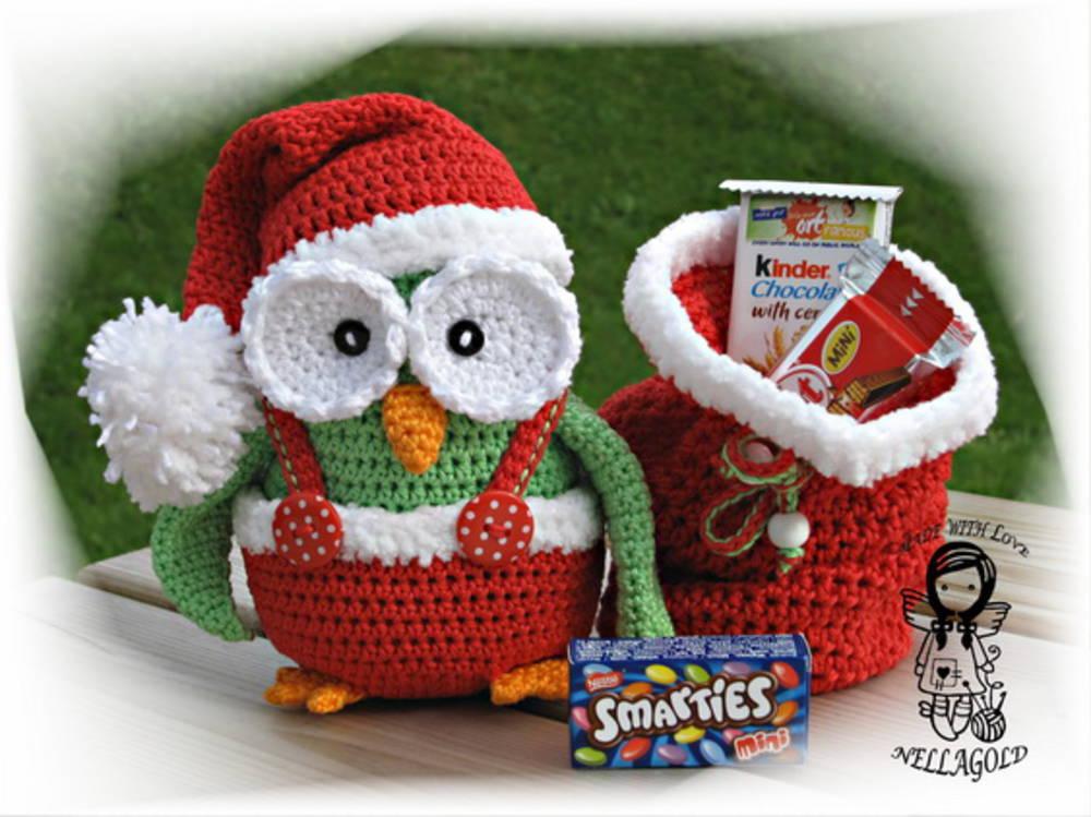 amigurumi navidad crochet-otakulandia.es (21)