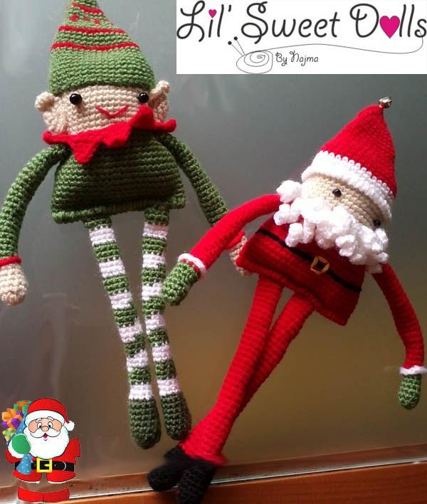 amigurumi navidad crochet-otakulandia.es (25)