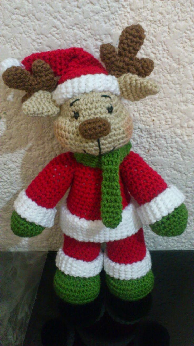 amigurumi navidad crochet-otakulandia.es (27)