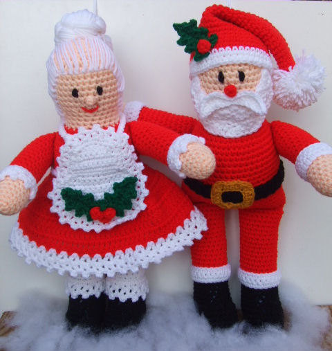 amigurumi navidad crochet-otakulandia.es (30)