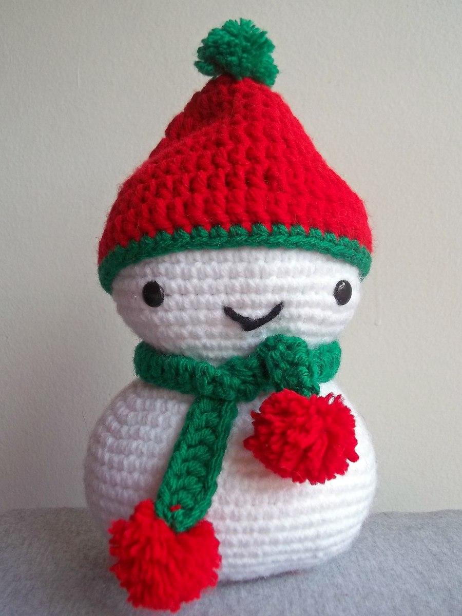 amigurumi navidad crochet-otakulandia.es (32)