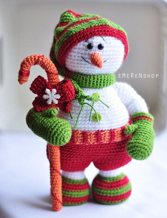 amigurumi navidad crochet-otakulandia.es (35)