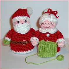 amigurumi navidad crochet-otakulandia.es (9)