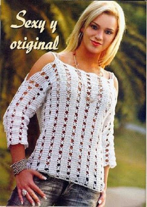 blusa-chaqueta-senora-navidad-crochet-otakulandia.es (12)