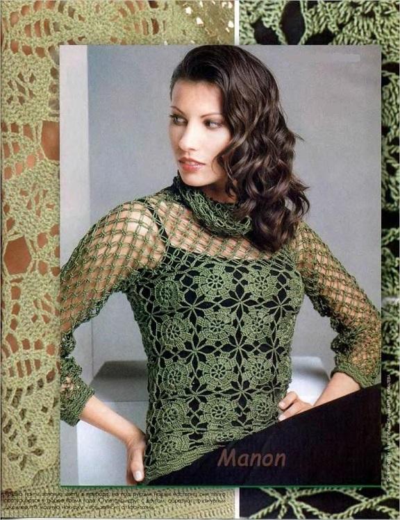 blusa-chaqueta-senora-navidad-crochet-otakulandia.es (18)