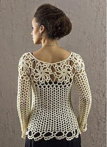 blusa-chaqueta-senora-navidad-crochet-otakulandia.es (3)