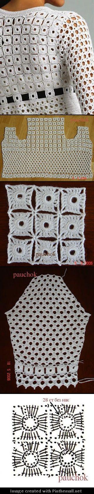 blusa navidad crochet-esquema-otakulandia.es (10)
