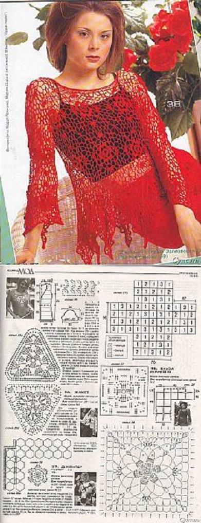 blusa navidad crochet-esquema-otakulandia.es (5)
